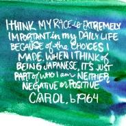 Carol - Choices