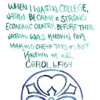 Carol - Economic